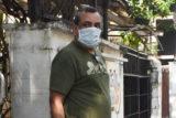 Paresh Rawal spotted at Dental Clinic in Juhu