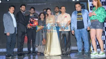 Photos: Celebs snapped at Jaan Kumar Sanu's song launch