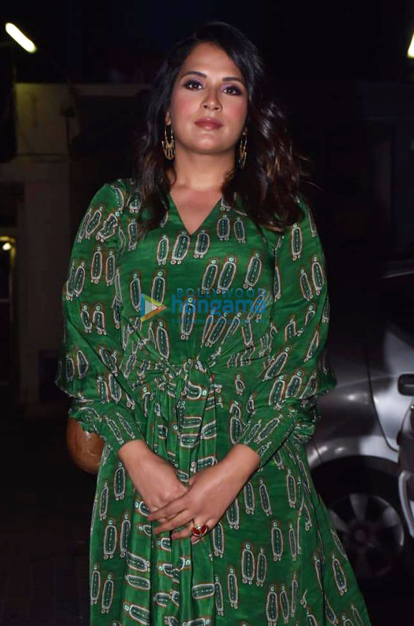 Photos Celebs snapped at Madam Chief Minister screening (3)