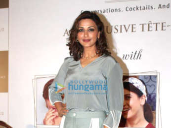 Photos: Sonali Bendre spotted during an event at Taj, Colaba