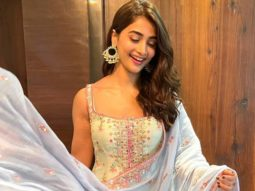 Pooja Hegde looks gracious in this ethnic avatar