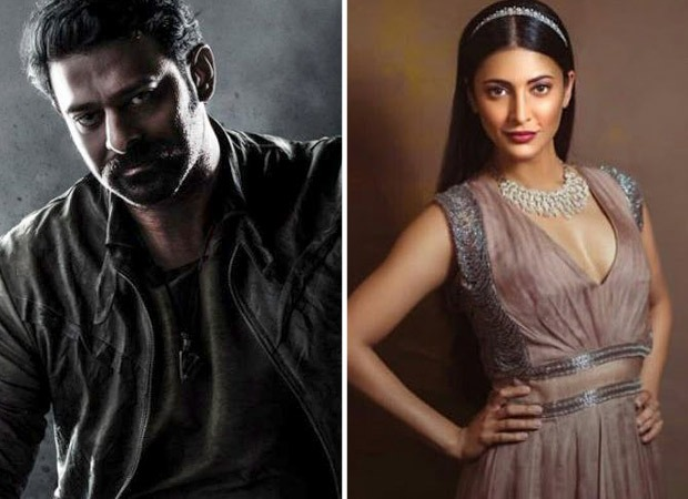 Prabhas welcomes Shruti Haasan as the leading lady of Salaar, announcement made on her birthday
