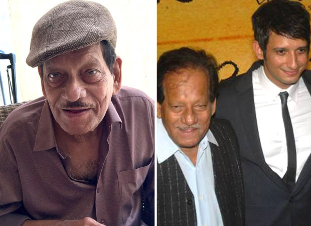 RIP Sharman Joshi's father and Gujarati actor Arvind Joshi passes away
