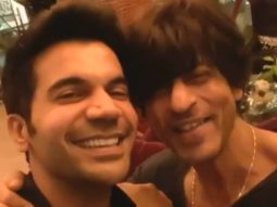 Rajkummar Rao says Shah Rukh Khan is the reason why he became an actor