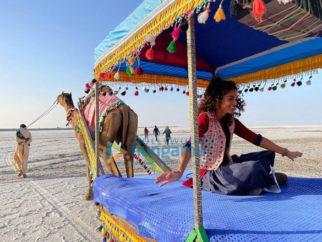 Movie stills of the movie Rashmi Rocket