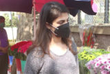 Rhea Chakraborty spotted at Bandra
