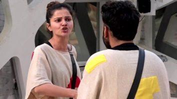 Rubina SHOUTS at Rahul Vaidya Tu GHATIYA insaan hai, MARD hai na to... Bigg Boss 14