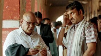 Satish Kaushik talks about working with Pankaj Tripathi on Kaagaz