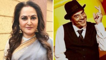 The Kapil Sharma Show Jaya Prada reveals that Dharmendra used to be a big flirt
