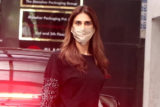Vaani Kapoor Snapped in Bandra