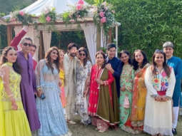 Varun Dhawan - Natasha Dalal Wedding: Here are some unseen pictures of 'Team Ladkewale' at the baaraat
