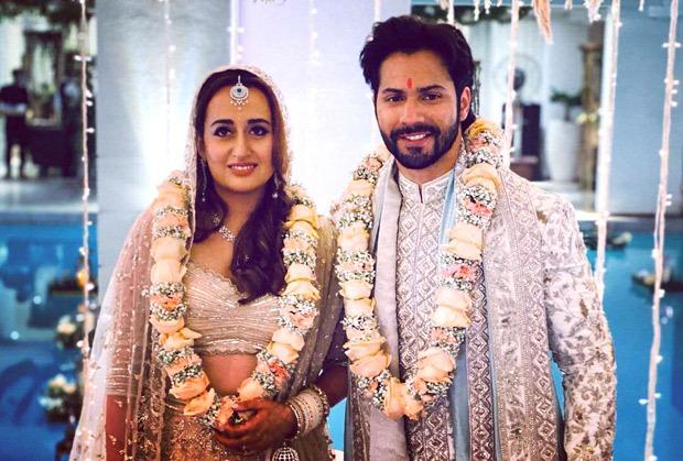 Varun Dhawan - Natasha Dalal Wedding: Shashank Khaitan shares a new photo of the newlyweds along with heartfelt message
