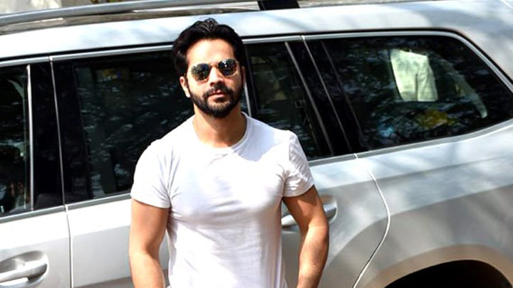 Varun Dhawan arrived at the marriage venue