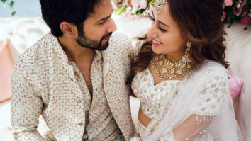 Varun Dhawan posts a heartfelt note of gratitude after his wedding with Natasha Dalal