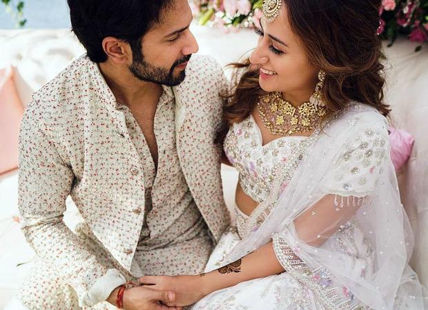 Varun Dhawan posts a heartfelt note of gratitude after his wedding with Natasha Dalal