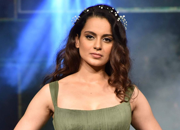 Kangana Ranaut reacts to charges of merging Mumbai flats; says BMC is harassing her