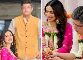 Screenwriters Kanika Dhillon and Himanshu Sharma tie the knot; see pics