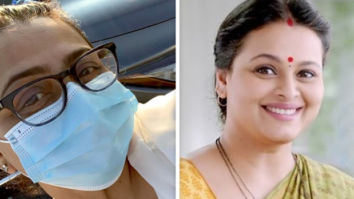Actress Shilpa Shirodkar gets vaccinated against COVID-19 in UAE; calls it the new normal