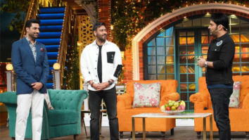 The Kapil Sharma Show: The team of Big Bull including Abhishek Bachchan and Ajay Devgn grace the show