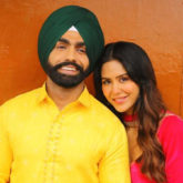 Ammy Virk and Sonam Bajwa starrer Puaada to be the first Punjabi film to release in theatres over a year