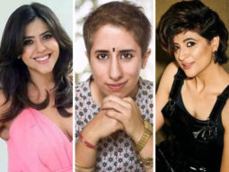 Ekta Kapoor, Guneet Monga and Tahira Kashyap Khurrana come together to launch Indian Women Rising, a cinema collective