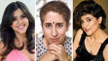 Ekta Kapoor, Guneet Monga and Tahira Kashyap Khurrana come together to launch Indian Women Rising, a cinema collective