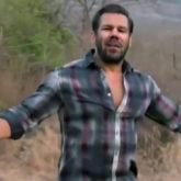 Australian Cricketer David Warner turns Salman Khan as he grooves to 'Bhai Bhai'; watch