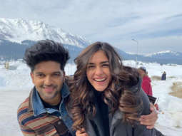 Mrunal Thakur to romance Guru Randhawa in an upcoming music video; the pair shoot in snowy locales of Kashmir