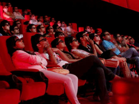 MHA allows to increase seating capacity in cinema halls from February 1