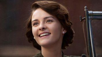 RRR movie actress Olivia Morris's look as Jennifer revealed