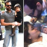 It's a baby girl/boy! Kareena Kapoor Khan and Saif Ali Khan welcome their second child