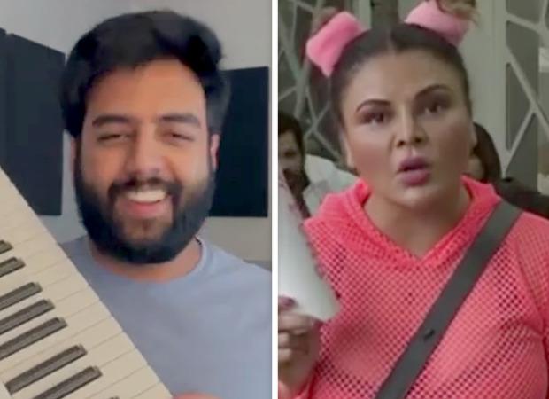 Yashraj Mukhate makes a remix of Rakhi Sawant's dialogues from Bigg Boss 14 and it is all the entertainment you need this week!