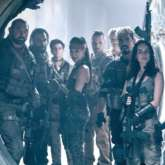 Zack Snyder unveils the first look of zombie heist Netflix movie Army Of The Dead starring Dave Bautista