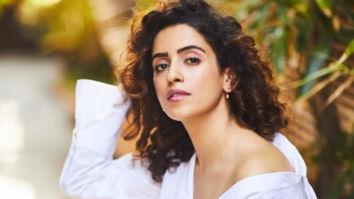 """Blessed to have a professionally fulfilling 2020,"" says Sanya Malhotra as she kickstarts 2021"