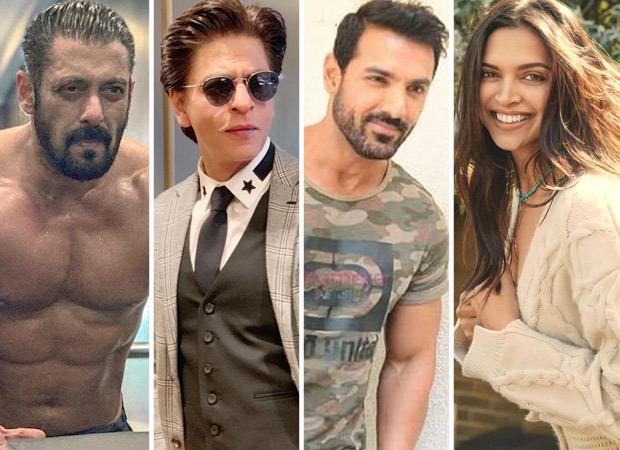 BREAKING: Salman Khan to join Shah Rukh Khan, John Abraham and Deepika Padukone in Pathan UAE schedule : Bollywood News – Bollywood Hungama