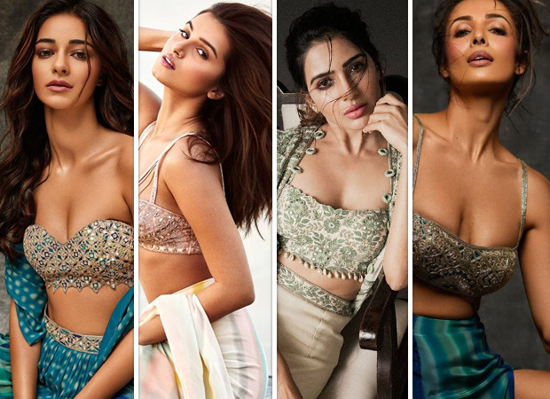 Ananya Panday, Tara Sutaria, Samantha Akkineni, Malaika Arora among others raise the temperature in regal photoshoot as Arpita Mehta completes 10 years
