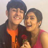 Anjali Tatrari turns a maths tutor for Yash Sehghal on the sets of Sargam Ki Sadhe Satii