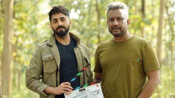 Ayushmann Khurrana gets Shah Rukh Khan and Ryan Reynolds' action director for Anubhav Sinha's Anek