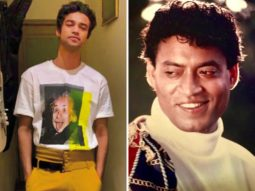 Babil Khan shares a throwback picture of Irrfan Khan, talks about seeing him in a dream