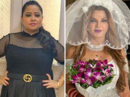 Bharti Singh says she has seen Rakhi Sawant's husband on a video call