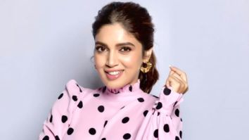 Bhumi Pednekar collaborates with a local climate warrior who turns pollution into ink