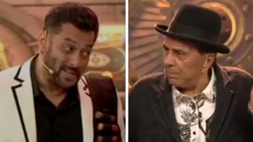 Bigg Boss 14 Finale Salman Khan and Dharmendra recreate the iconic scene from Sholay