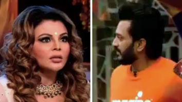 Bigg Boss 14 Finale Salman Khan pulls Rakhi Sawant's leg, sends Riteish Deshmukh in the house to tease her