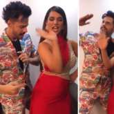 Bigg Boss 14 contestants join the 'Pawri Hori Hai' trend during the finale