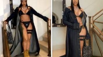 Cardi B's announcement video sends fans into frenzy as 'Kaliyon Ka Chaman' song plays in the background; rapper announces new single 'Up'