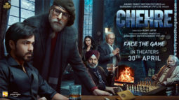 First Look Of The Movie Chehre