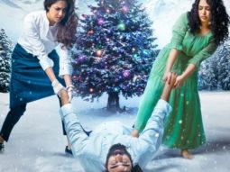 Dhanush, Mohanlal and Sai Tej unveil the trailer of Theeni starring Ashok Selvan,Ritu Varma and Nithya Menen