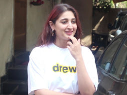 Dhvani Bhanushali spotted at Matrix office in Bandra