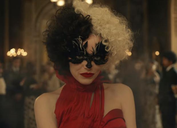Disney's Cruella trailer stars Emma Stone features as the notoriouslyfashionable villain