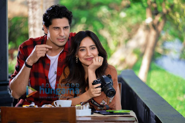 EXCLUSIVE Sidharth Malhotra and Neha Sharma shoot a romantic music video in Goa